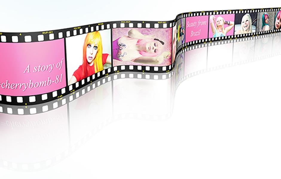 Photo Strip Template – Phil DEC