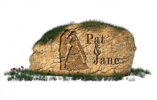 rock template